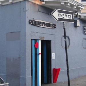 The Powerhouse Bar
